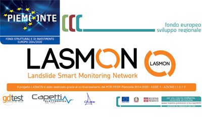 LASMON - Landslide Smart Monitoring Network